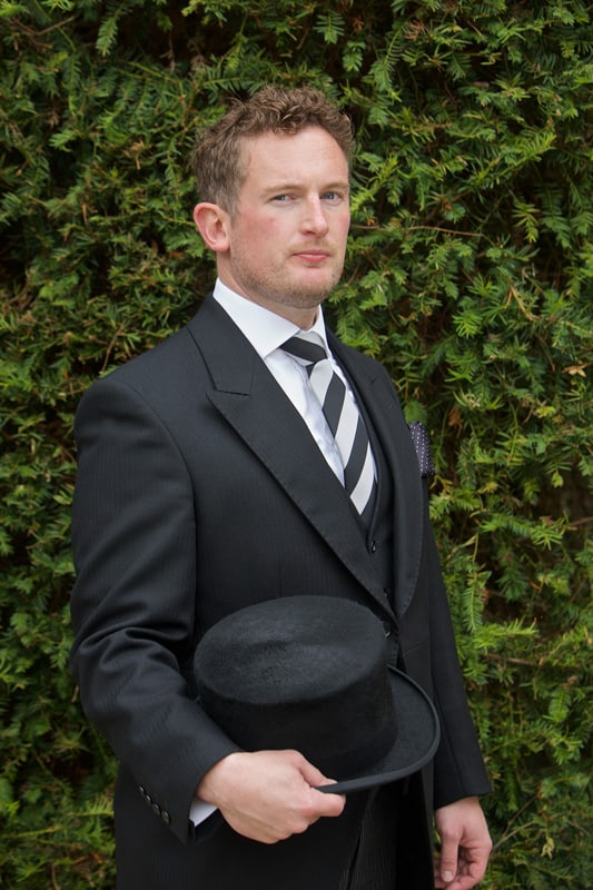 Simon Ford - Funeral Director, Frimley