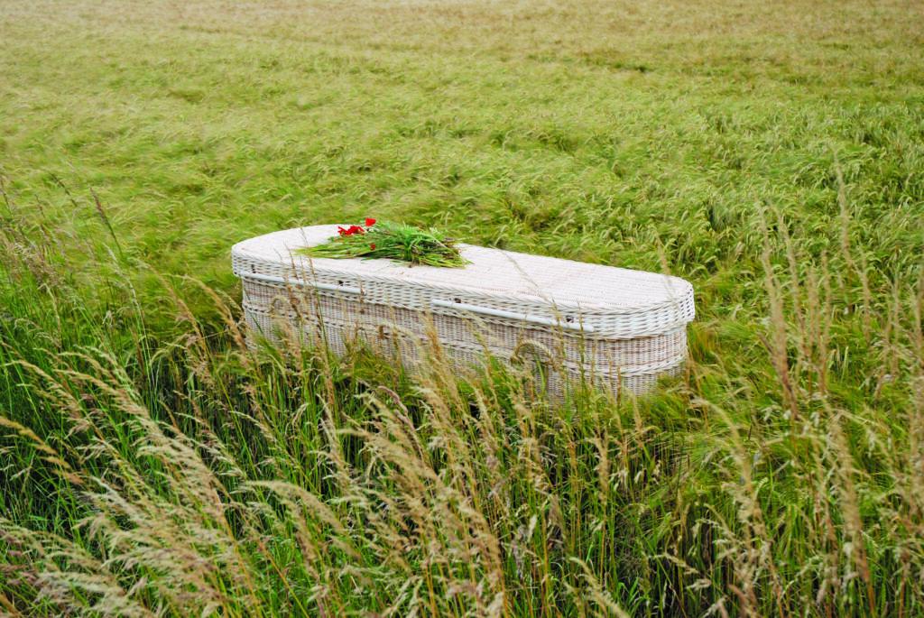 Cane Coffin Long Grass