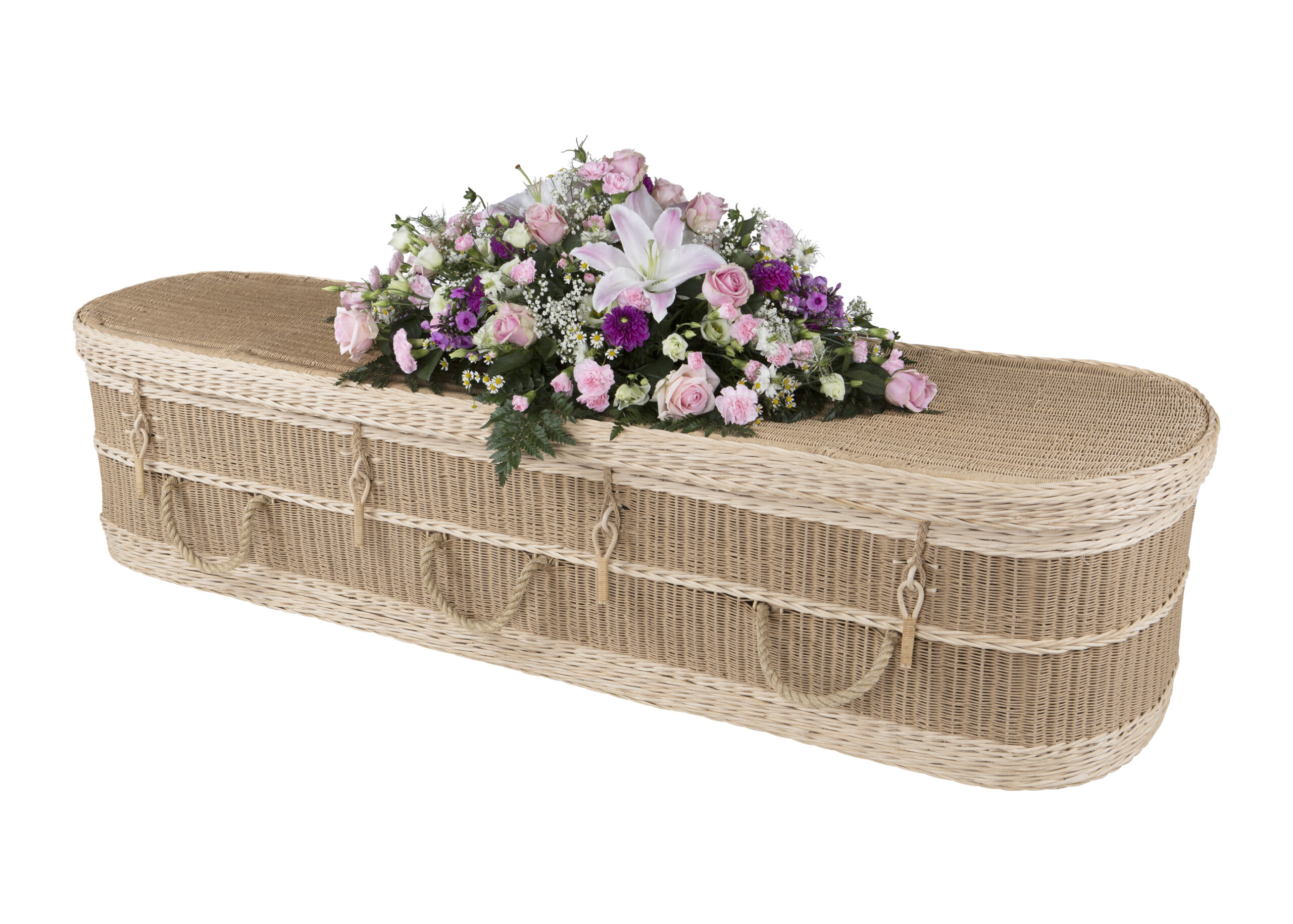 The Loom coffin