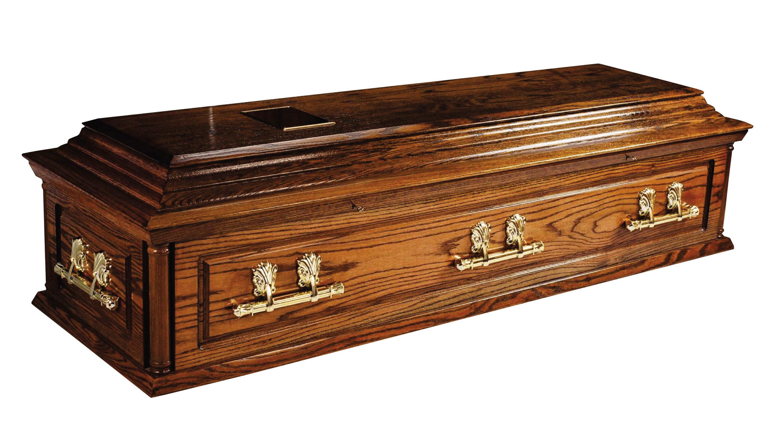Sussex Coffin